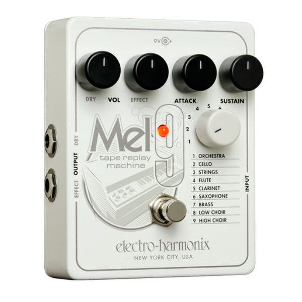 Electro Harmonix 《エレクトロ・ハーモニックス》 MEL9 [Tape Replay Machine] 【期間限定新品特価!】