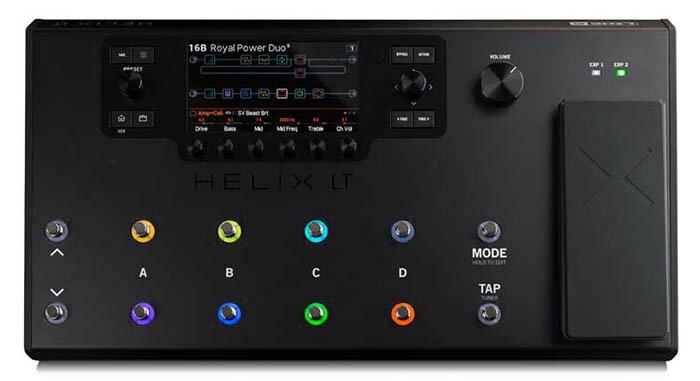 LINE6 《ラインシックス》 Helix LT【ef_p10】