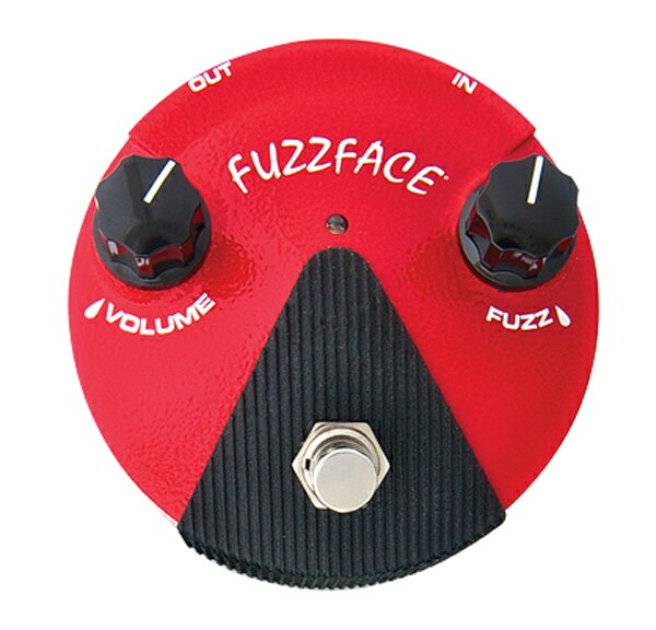 Dunlop 《Jim Dunlop/ジム ダンロップ》 Fuzz Face Mini Germanium [FFM2]