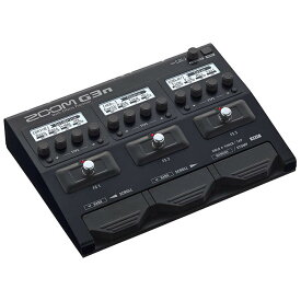 ZOOM 《ズーム》 G3n[ver.2][Multi-Effects Processor]【ef_p5】