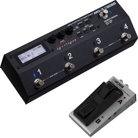 BOSS 《ボス》 MS-3 [Multi Effects Switcher] + FS-7 【デュアル・フットスイッチ】セット【TRSケーブルサービス】