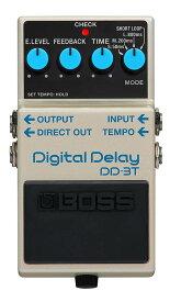 BOSS 《ボス》 DD-3T [Digital Delay]【期間限定★送料無料】【ef_p5】