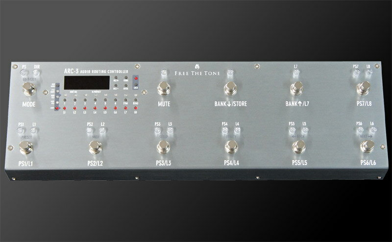 Free The Tone ARC-3 [Routing Controller]【ef_p5】