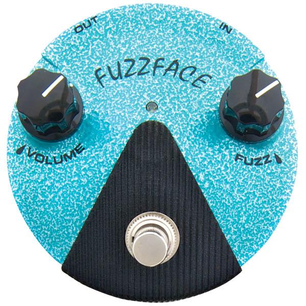 Dunlop 《Jim Dunlop/ジム ダンロップ》 FFM3 Fuzz Face Mini Hendrix