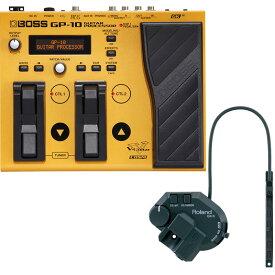 Roland《ローランド》GP-10GK[Guitar Processor]デバイデッド・ピックアップ(Roland GK-3)同梱版 【中古】