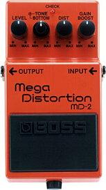 BOSS 《ボス》 MD-2[Mega Distortion]【期間限定★送料無料】 【ef_p5】