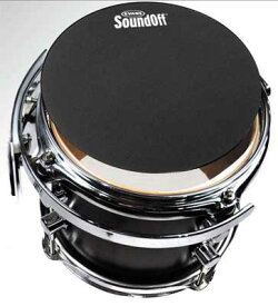 "EVANS《エバンス》 SO-6 [""Sound-Off"" Drum Mutes 6 inch] ※お取り寄せ品"