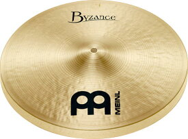 MEINL 《マイネル》 B14HH   [Byzance Traditional / Heavy HiHat pr] 【2枚セット】※お取り寄せ品