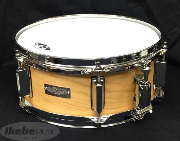 "Drummers Base RAW Maple Series Snare 12"" x 5"" [2018NEW]"