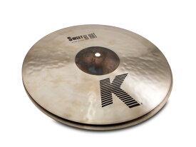 "Zildjian/K.Zildjian 《ジルジャン》 ""K Sweet Collection"" Sweet HiHat 14"" pair [NKZL14SWHHT/HHBM]"