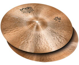 "PAiSTe/2002 BLACK BIG BEAT 《パイステ》 Big Beat Hihat 16""pr ※お取り寄せ品"