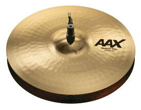 "Sabian/AAX 《セイビアン》 AAX-14HH [AAX Medium HiHats 14""pr / Brilliant Finish]【AAX REVAMP 2019】※お取り寄せ品"