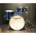 CANOPUS《カノウプス》 Birch Series 4pc Drum Set [22BD 10TT 12TT 16FT / Blue Onyx Covering]【展示品入れ替え特価!】