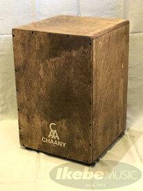 CHAANY 《チャーニー》CHW30-D-DL [Nazca Series:ボディ Dark Oil Finish / 打面 Dark Oil Finish/デザイン:Logo]【お取り寄せ商品】