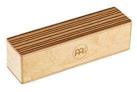MEINL 《マイネル》SH53-M [Wood Shakers Exotic Zebrano/Medium]