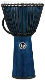 "LP LP725B [LP FX Rope Tuned Djembes 12-1/2"" / Blue]【お取り寄せ商品】"