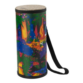 "REMO 《レモ》LREMKD150601 [Kids Percussion Konga Drum/Fabric Rain Forest,6""] ※お取り寄せ品"