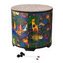"REMO 《レモ》LREMKD522201 [Kids Percussion Gathering Drum/Fabric Rain Forest,22""] ※お取り寄せ品"