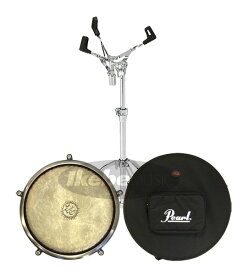 Pearl 《パール》Travel Conga Case & Stand Set [PTC-1175/PSC-1175TC/PTC-STN]