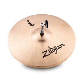 """Zildjian/i 《ジルジャン》 i HiHats 13"""" pair [NAZLILH13HT / NAZLILH13HB]"""