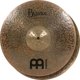 "MEINL 《マイネル》 B15BADAH [Byzance Dark Big Apple Dark Hihat 15"" pair]"