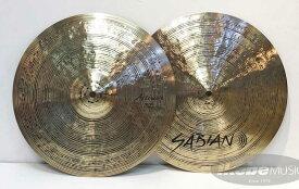 "Sabian/VAULT 《セイビアン》 VL-14AEH [Artisan Elite Hats 14"" pair][店頭入荷!/Top:1185g Bottom:1255g]"