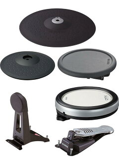YAMAHA《ヤマハ》DTX532KFS[HiHatStandSetUp+DTXPad(Snare)/エレドラ本体+イス(DS550U)+ペダル(FP6110A)]【さらに、高音質再生ヘッドフォン&スティック&スティックバッグ&教則DVDの、4大特典付き!】【10月21日発売】