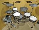 Roland 《ローランド》 TD-50KV [V-Drums Kit] with KD-140-BC [V-Kick] & MDS-50KV [Drum St...