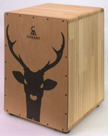 ChaanyCHW1-N-ND [Edom Series:ボディ Natural Oil Finish / 打面 Natural Oil Finish]