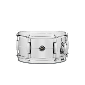 """GRETSCH 《グレッチ》 GB-4162S [Brooklyn Snare Drum Metal Shell / Chrome Over Steel 12"""" × 6""""] ※お取り寄せ品"""