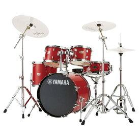 """YAMAHA 《ヤマハ》 RDP0F5 [ライディーン (RYDEEN) ・ドラムセット / 20""""BDシェルパッケージ ※シンバルやハードウェアは付属致しません。] 【5色よりお選びいただけます!】 【お取り寄せ品】"""