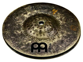 "MEINL 《マイネル》 AC-CRASHER [Artist Concept Model - Crasher Hats 8""] 【Benny Greb (Moving Parts)】※お取り寄せ品"