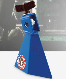 LP 《Latin Percussion》 LP1231 [LP Jam Bell / High Pitch / Blue]【お取り寄せ品】