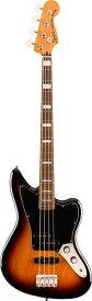 Squier by Fender《スクワイヤーbyフェンダー》 Classic Vibe Jaguar Bass (3-Color Sunburst)
