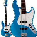 Fender Made in Japan Traditional 《フェンダー》 Traditional Late 60s Jazz Bass (Lake Placid Blue) [2021 Collection]