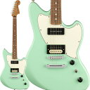 Fender 《フェンダー》 Alternate Reality Powercaster [Made In Mexico] (Surf Green/Pau Ferro Fingerboard) 【g_p5】