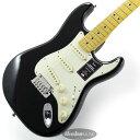 Fender 《フェンダー》 American Professional II Stratocaster (Black/Maple)【特価】