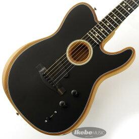 Fender《フェンダー》 American Acoustasonic Telecaster (Black)【特価】