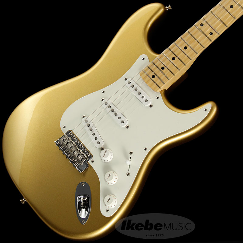 Fender 《フェンダー》 American Original '50s Stratocaster (Aztec Gold) [Made In USA]【g_p5】【FENDER THE SPRING-SUMMER 2018 CAMPAIGN】【即納可能】