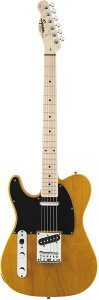 Squier by Fender 《スクワイヤーbyフェンダー》 Affinity Series Telecaster Left-Handed (Butterscotch Blonde/Maple Fingerboard)【本数限定超特価!!】