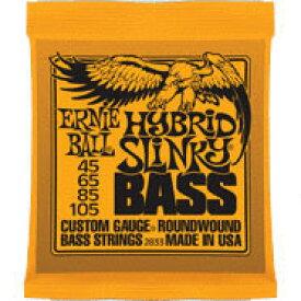 ERNIE BALL 《アーニーボール》 Round Wound Bass Strings/HYBRiD SLiNKY