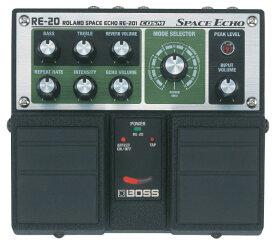 BOSS 《ボス》 RE-20 (Space Echo)【期間限定★送料無料】【PSA100Sアダプター付き】【ef_p5】