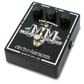 Electro Harmonix 《エレクトロ・ハーモニックス》 Micro Metal Muff