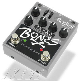 Radial Texas dual overdrive
