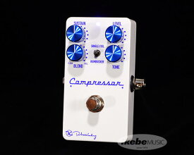 Keeley Electronics 《キーリー》 Compressor Plus LTD Pearl White 【今がチャンス!円高還元セール!】