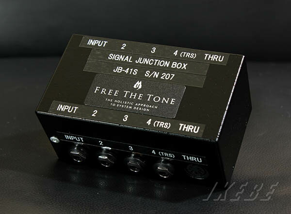 Free The Tone JB-41S [SIGNAL JUNCTION BOX]