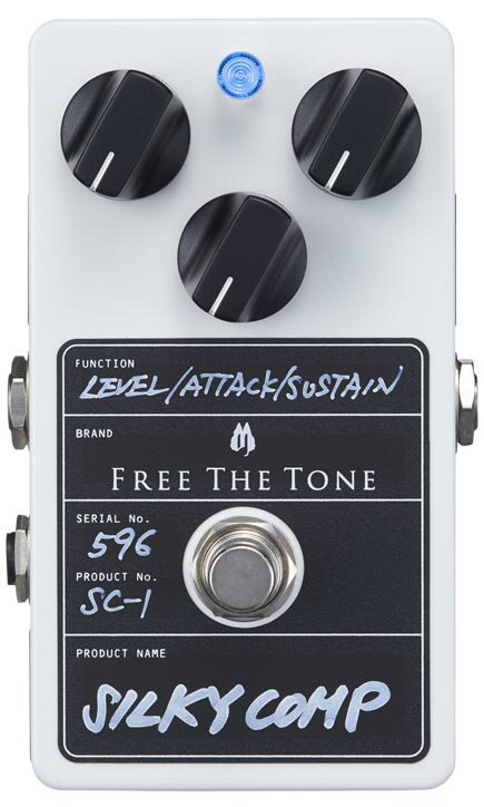 "Free The Tone Free The Tone ""SILKY COMP""【極少数入荷】【予約受付中】"