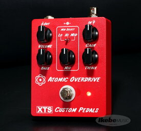 XAct Tone Solutions ATOMIC OVERDRIVE 【メーカー協賛特価品】