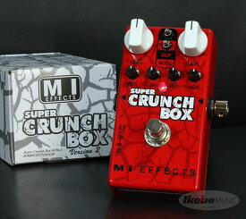 MI AUDIO 《エムアイ オーディオ》 Super Crunch Box V2 【今がチャンス!円高還元セール!】