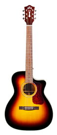 GUILD 《ギルド》 Westerly Collection OM-140CE Sunburst 【特価】
